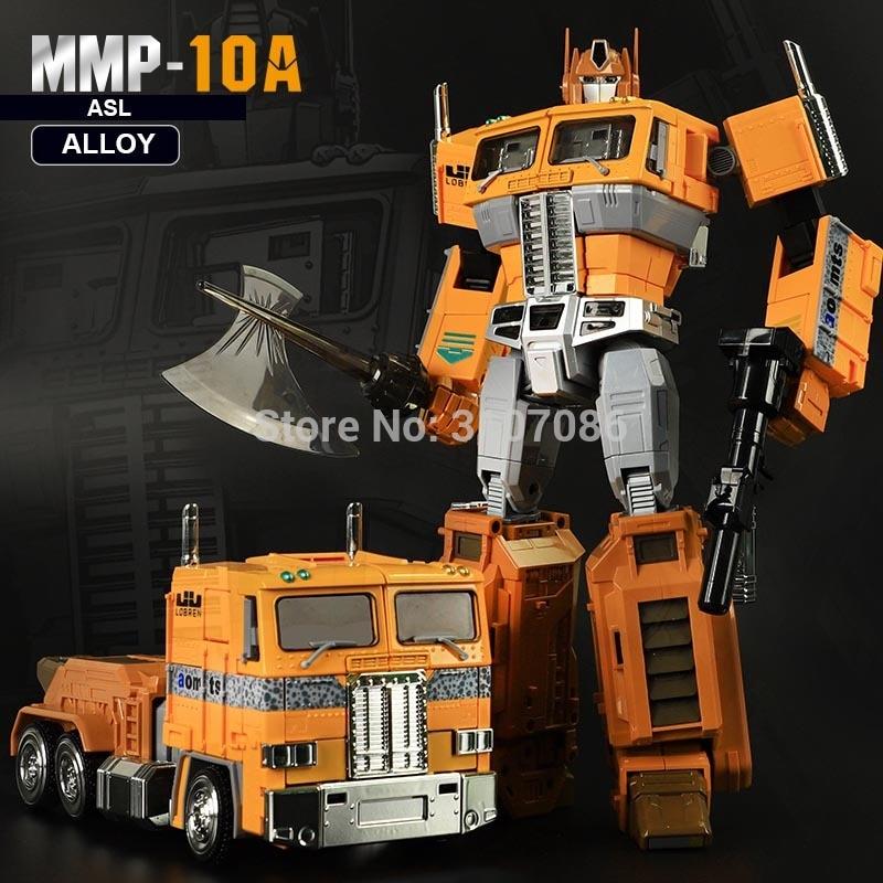 MPP10 G1 YX Transformation OP Commander ASL Limit Edition mmp10 MPP 10 Alloy Eye Light Oversize