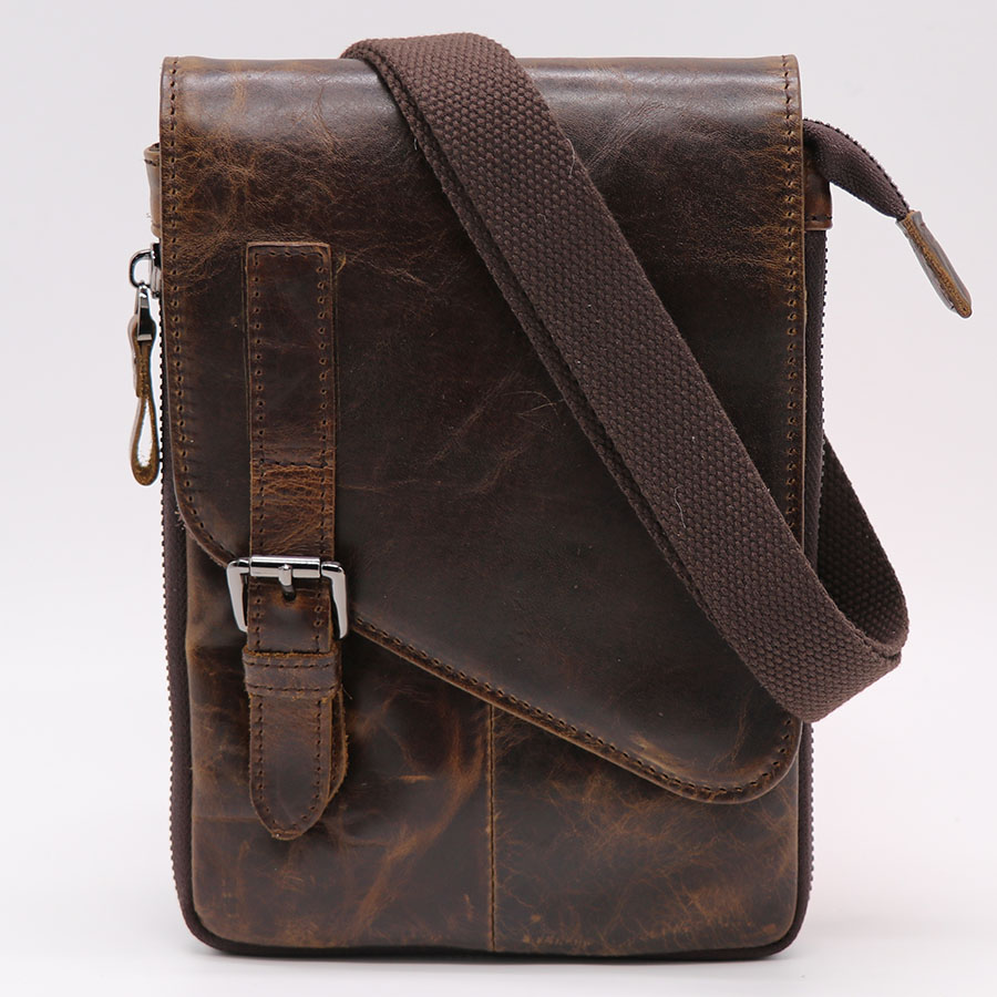 Brand Genuine Leather 8' Casual Travel Bag Men's Cross Body Shoulder Messenger Bags Male Cowhide Bum Belt Waist Pack For Wallet brand logo casual travel style genuine leather men waist pack pouch belt bag wallet for man chest pack cowhide shoulder bag