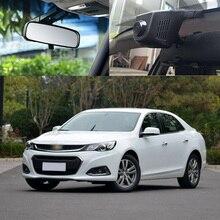 HD 1080P 1920*1080 car DVR camera wifi Hidden installation car dvr car video recorder high definition dvr For Chevrolet Malibu
