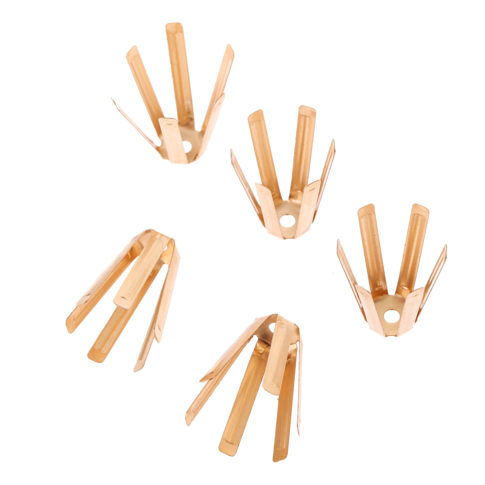 Image 4 - gohantee 10Pcs Golf Brass Adapter Spacer Shims Model 0.335 And 0.350 24mm Fit For Golf Shafts And Golf Club Heads Accessories-in Club Heads from Sports & Entertainment