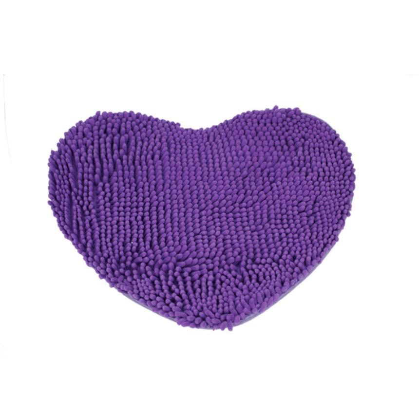 2016 hot sale bath mat set door mats outdoor chenille carpet mats absorbent non slip - Magenta Bathroom 2016