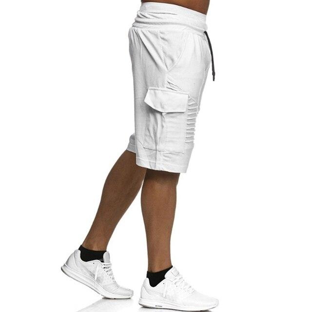 Cargo Summer Pocket Fitness Shorts 2