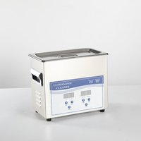 10 liter ultrasonic cleaner degreaser with free shipping with Stainless steel basket
