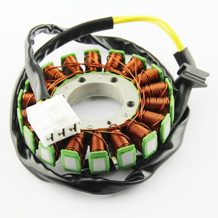 Motorcycle Ignition Magneto Stator Coil for HONDA CBF1000 SC58 2006 2010 31120 MFA D01 Magneto Engine