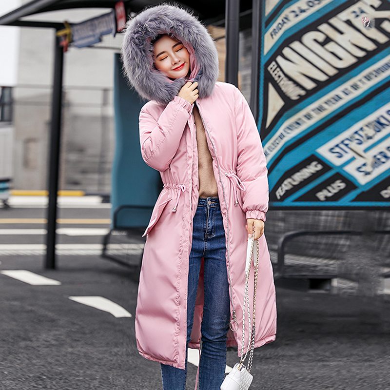 Parkas Long Thick Winter 3