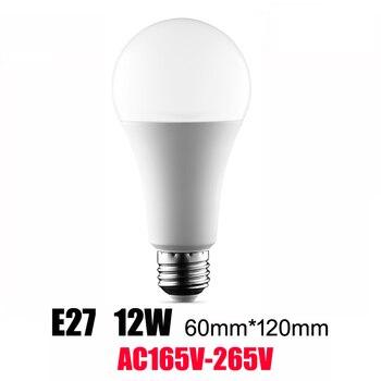 9 Nouveau À 12 Led Lampe 3 15 Ac85v 220v 5 E27 W 7 m7gv6yIbYf