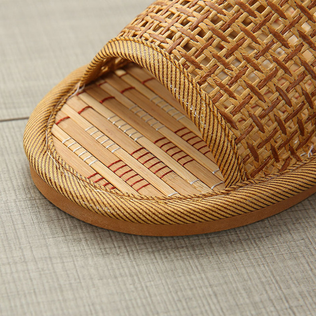 Bamboo Fur Slippers 5