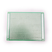Glyduino 7*9 CM One-side Spray Tin Plate Universal Experiment Boards PCB Circuit Plate Hole Plate