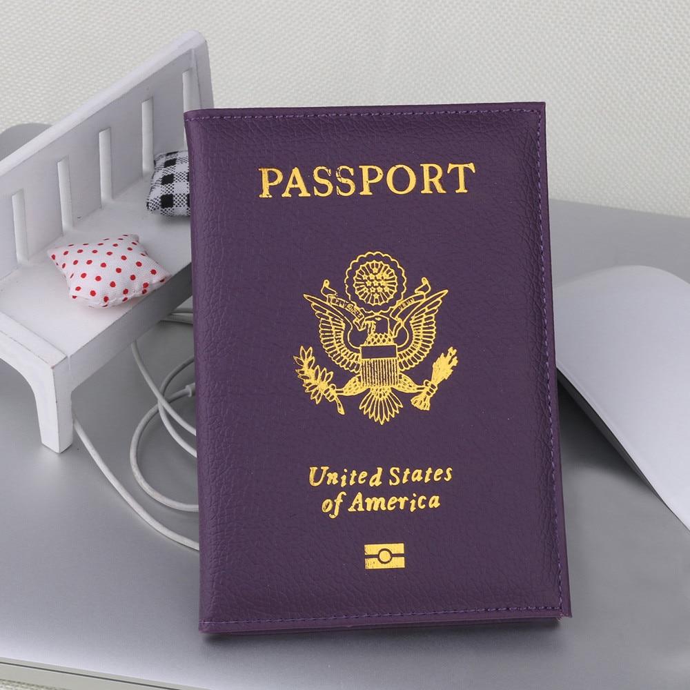 Aliexpress Com Buy New Arrival Women Men Passport Holder Protector
