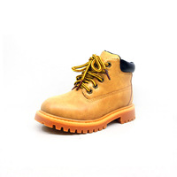 Children Boots Autumn Winter Shoes Rubber Boots Baby Children Cowboy Boots Tipsietoes Kotofey Boy Shoes Winter