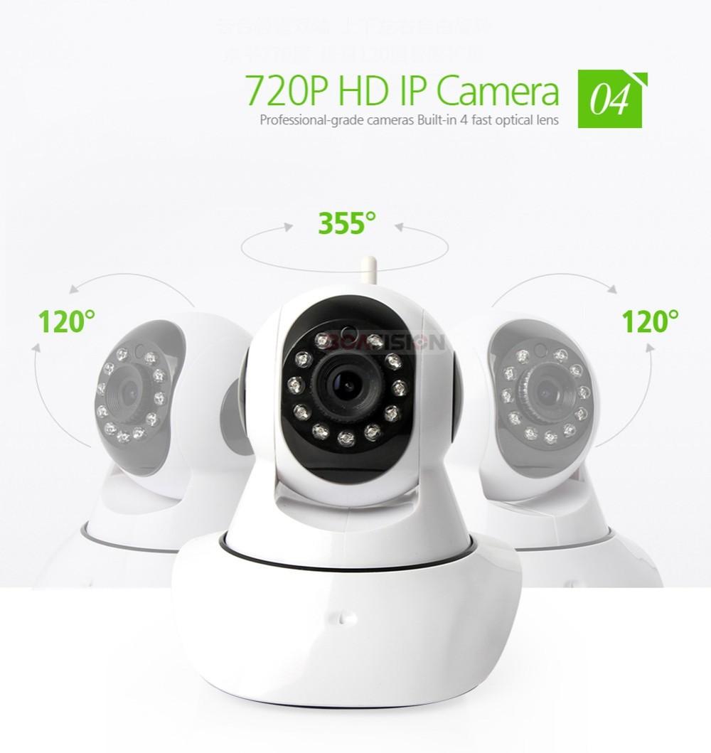 06 CCTV Wifi IP Camera