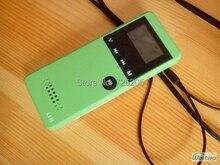 Reproductor de Música sin pérdidas WAV FLAC APE MP3 WMA FM Estéreo Grabación 4-16G 1500 mAH Batería 200 H reproducción de Audio de ALTA FIDELIDAD