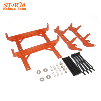 Motorcycle Radiator Cooler Guard Bracket Protection For KTM SX SXF XCF 125 150 250 300 400 450 2016 All Models 125-500 2017-2018