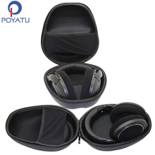 Etui na słuchawki trudne dla Sennheiser HD598 HD580 HD558 HD559 HD569 HD579 HD599 HD518 HD201 słuchawki etui schowek na słuchawki torba Box