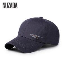 Brands NUZADA Men Women Baseball Caps Snapback Hats Cap Hip Hop Can Adjust Size Simple Fashion cotton 100% cm-004