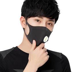 Пыли хлопка регулируемый рот маска anti PM2.5 дымка респиратор угольный фильтр ветрозащитный Маски Рот