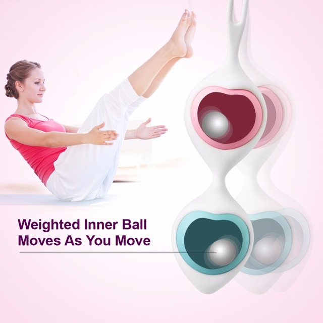 Kegel Balls with Weighted Inner Ball