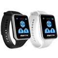 MIFONE W15 Smart Watch with Bluetooth Alarm Record Stopwatch Call Music Playing Pedometer Function for Andoird Smartphone