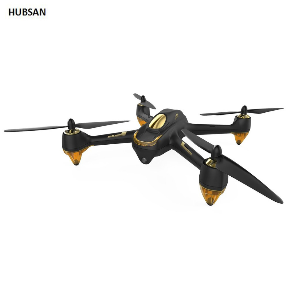 Hubsan RC Drone H501S 5.8G FPV Brushless Advanced Version 1080P Camera Altitude Hold Auto return GPS Remote Control Quadcopter цена 2017