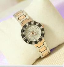 BSFA1148 Новая Мода часы для женщин Горный Хрусталь кварцевые часы relogio feminino женщины наручные часы платье мода часы reloj mujer