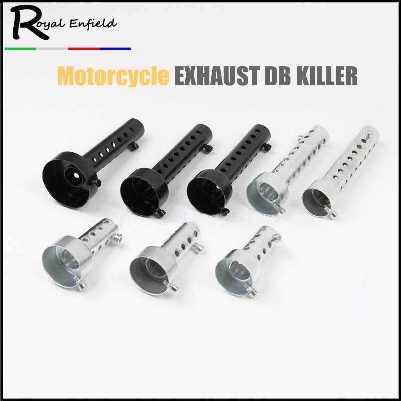 Silencieux d'échappement universel ajustable, diamètre de sortie 35, 42, 45, 48, 60mm, DB Killer, pour moto
