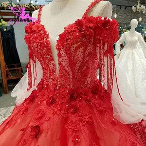 Image 5 - AIJINGYU 格安ウェディングドレス割引リアル画像スイスセクシーなヴィンテージドレス袖ビクトリア朝のウェディングドレス