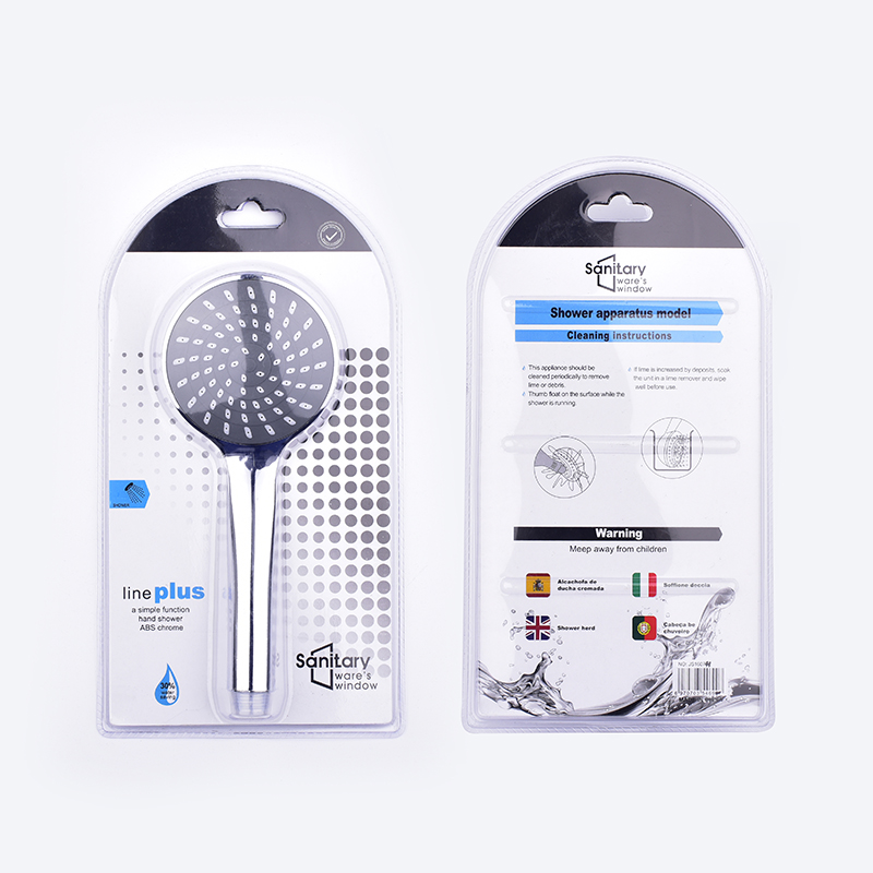 Shower Head Handheld High-Pressure Water-Saving Filtration Hand Showerhead