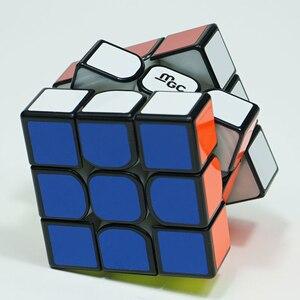 Image 5 - Cubo mágico magnético YJ MGC V2 M 3x3x3, versión 2, Yongjun MGC V2 2*2, Cubo de velocidad para entrenamiento cerebral, juguetes para niños