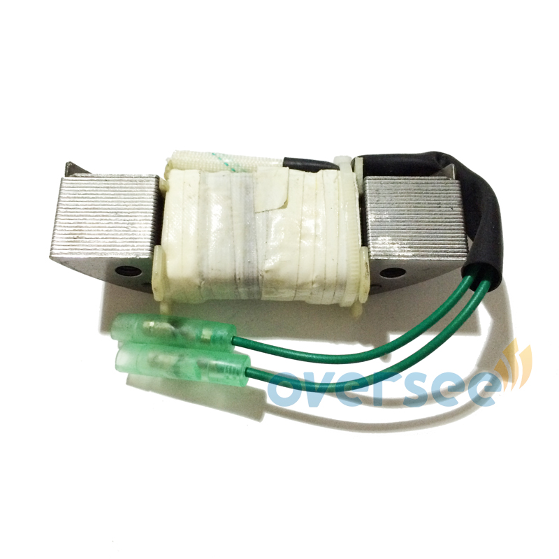 OVERSEE 2 STROKE  Lighting Coil 63V-85533-00-00 Replaces For Yamaha Parsun Outboard Engine 9.9HP 15HP Outboard Engine boat 1