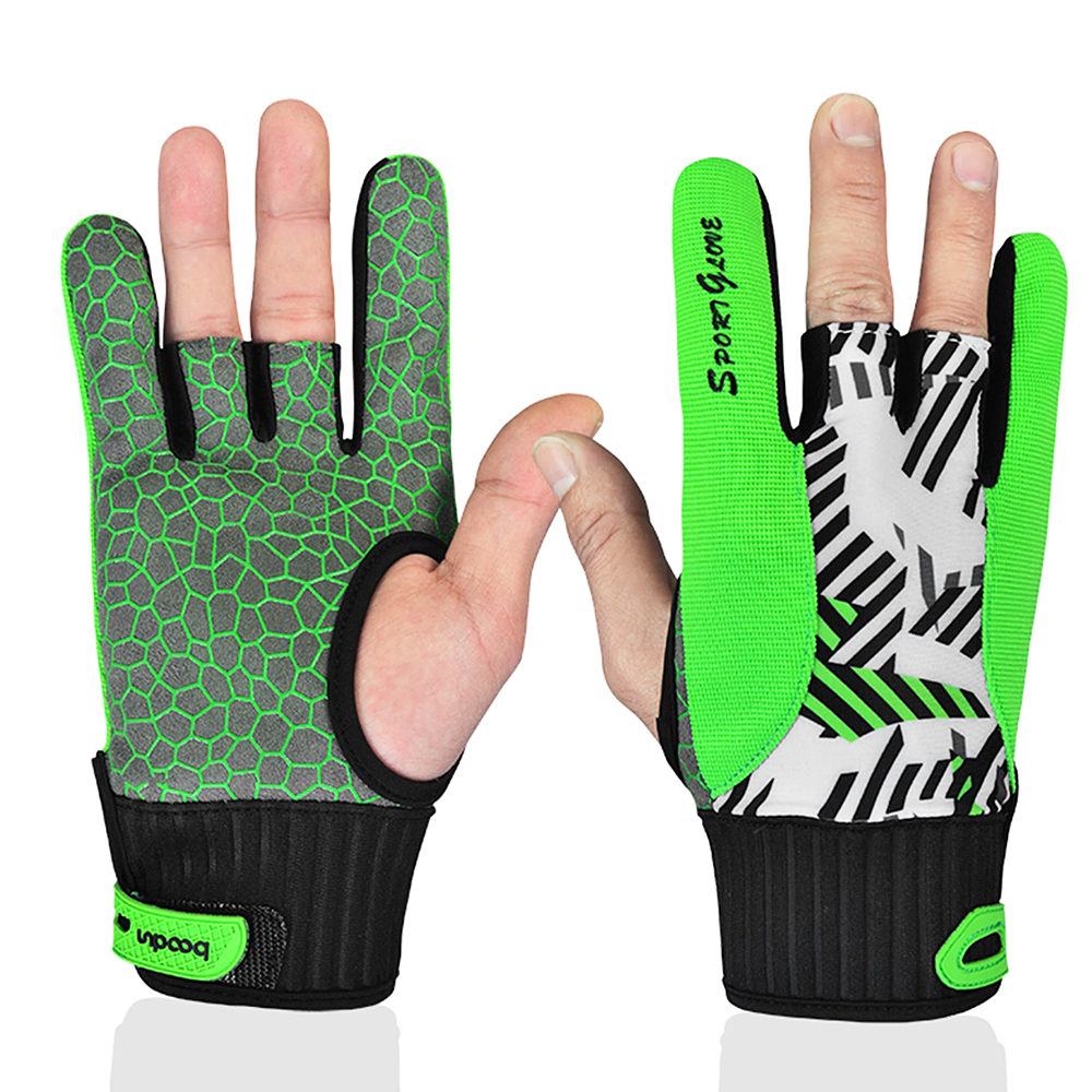 Professional Bowling Gloves Breathable Gym Gloves