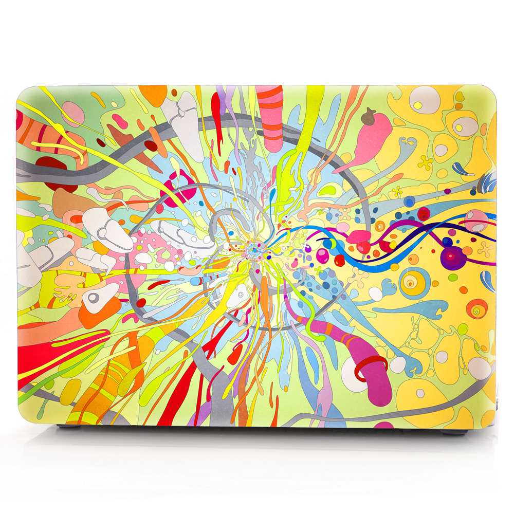 Hard Print Customized Case for MacBook 63