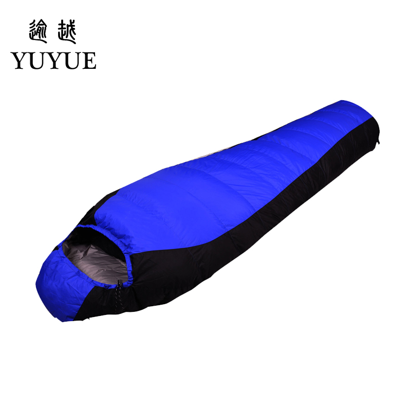 1800g Adult Mummy Down Sleeping Bag Waterproof Tearproof Warm Camping Ultralight Sleeping Bag Down Touristic Equipment down sleeping bag for winter camping liner tent waterproof mummy sleeping bag camping equipment camping bags sleep for outdoor