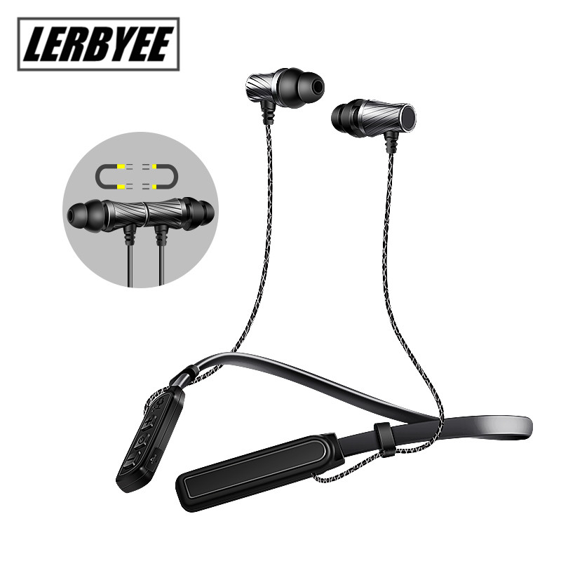 LONGET Bluetooth Headphones Wireless Sports Earphones Sweatproof Headsets Aptx HIFI 3D Stereo with MIC for iPhone Xiaomi lexin 2pcs max2 motorcycle bluetooth helmet intercommunicador wireless bt moto waterproof interphone intercom headsets