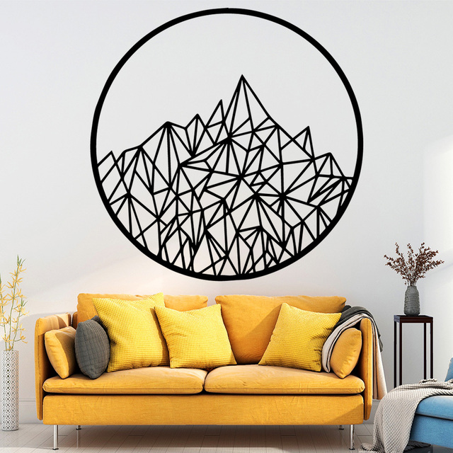 Autocollant Mural personnalisé amovible | Boule décorative pour décoration De maison, salon, chambre à coucher, pour la maison bricolage