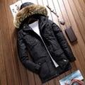 Winter Jacket Men Coat Goose Down Jacket Plus Size Mens Jackets And Coats Parka Men Manteau Homme M-3XL Wellensteyn Jacket