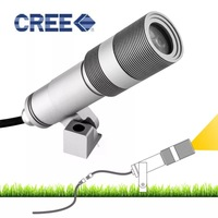 IP67 Waterproof DC12V24V Low Voltage LED Landscape Lighting CREE 5W Garden Spot Light Lawn Lamp illuminated tree Flood Spotlight