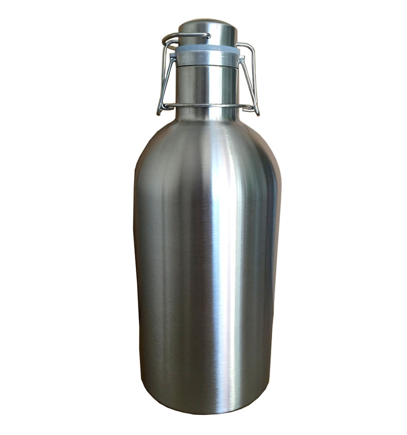 64oz hip flask Whisky Liquor Bottle bridesmaid gift matara whiskey Alcohol Bottle portable Stainless Steel FLASK flagon wine pot