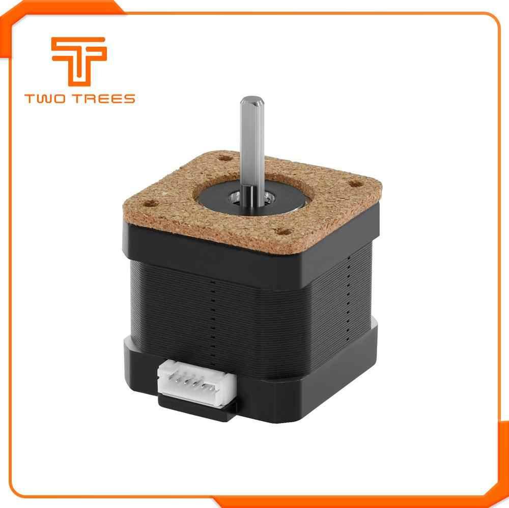 NEMA 17 Stepper Damper Nema17 Stepper Motor Peredam Cork Gasket RepRap Isolator 42 Motor Absorber untuk 3D Printer Motor