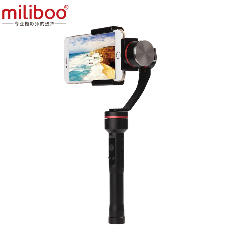 miliboo MS3A 3 Axis Handheld Gimbal Portable Stabilizer with Remote for font b Smartphone b font