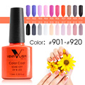 #61508 Venalisa Nail Gel Polish Color Nail Gel Soak Off Fast Dry Long-Lasting Beauty Color Gel 901~920