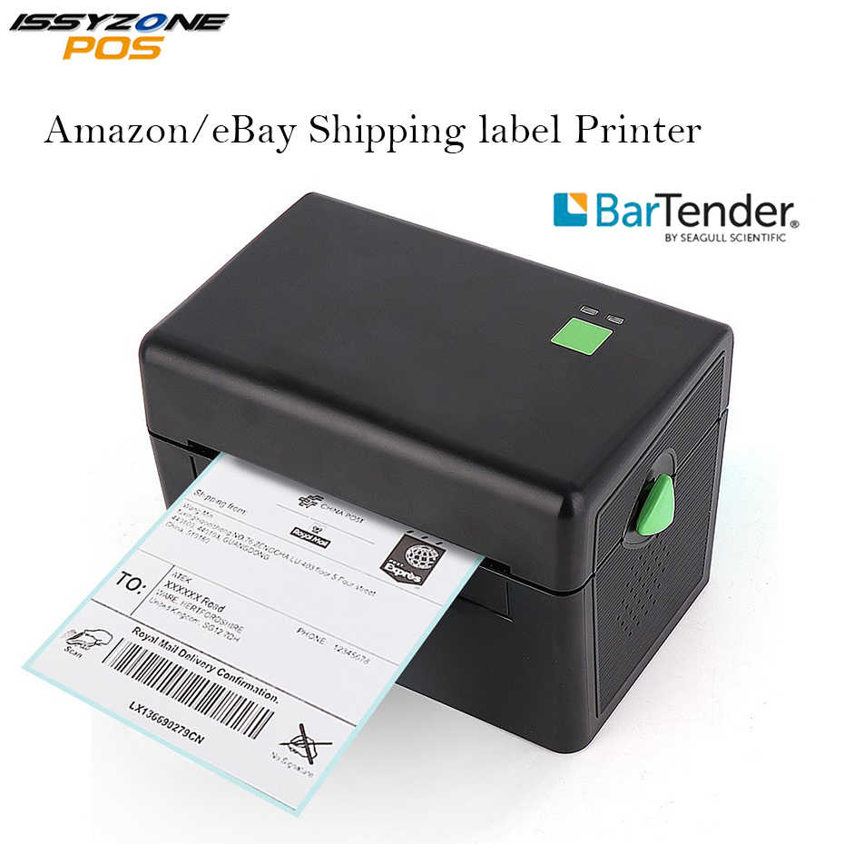 4 inch 127mm s cheap thermal label sticker barcode printer usb port 2d barcode free