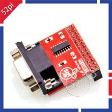 Expand Module GPIO to Serial Port UART Max232 Extend Board for Raspberry Pi B/B+