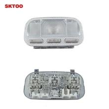 SKTOO For Peugeot 301 307 308 408 3008 Citroen C5 c3-xr Sega Elysee reading light Dome light Interior lights Interior lamp