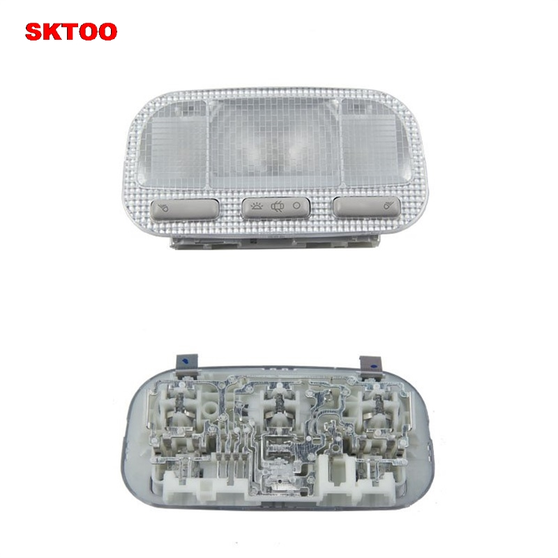 SKTOO For <font><b>Peugeot</b></font> <font><b>301</b></font> 307 308 408 3008 Citroen C5 c3-xr Sega Elysee reading light Dome light Interior lights Interior <font><b>lamp</b></font> image