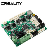 Creality 3D actualización 24V CR-X V2.1 placa base/placa base Firmware parpadeado bien para impresión 3D de doble color CR-10X piezas de impresora