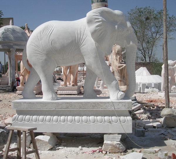 Merveilleux Elephant Statues For Home Customize Size Marble Animal Statues Factory  Price Small Elephants Statues For Home