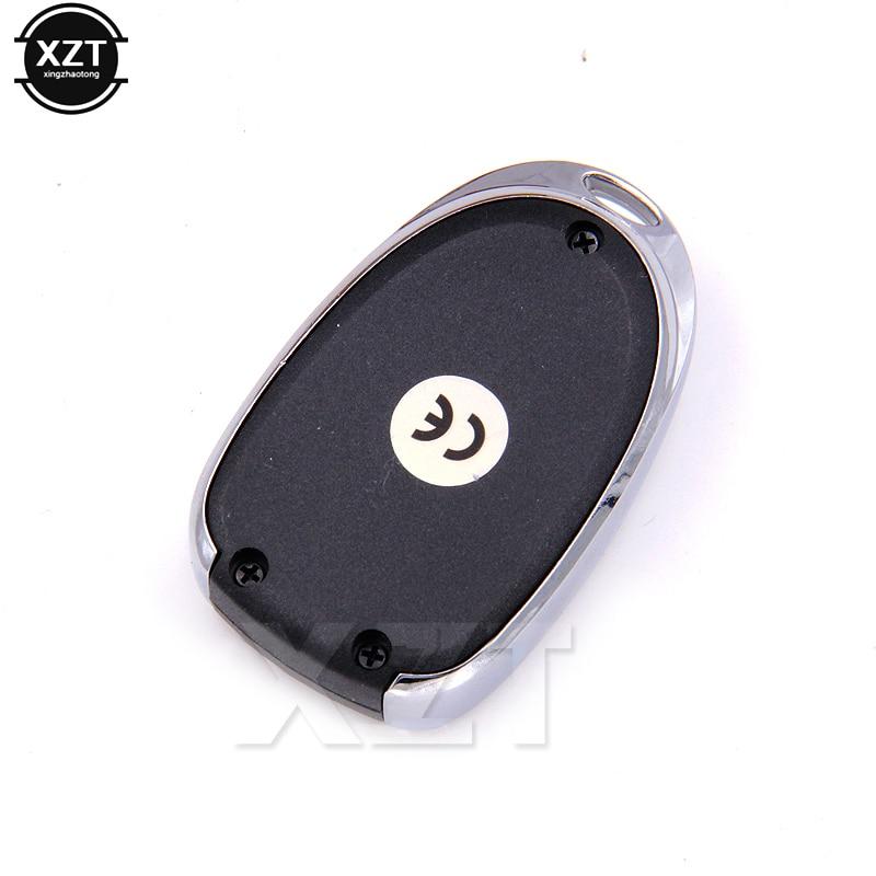 HTB1o7hzXMFY.1VjSZFqq6ydbXXaa Nice Universal garage door remote control 433MHZ opener Cloning 4 key Auto Car Rolling Code gate remote control duplicator