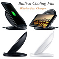 100% Support Fast Charge EP-NG930 Wireless Fast Charging Stand Dock For Samsung Galaxy Note 5/ S7/ S7 edge Built-in Cooling Fan