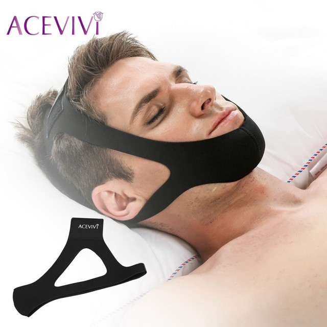 Anti Snore Chin Strap for Men Women