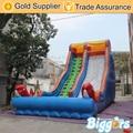 Надувные Biggors Коммерческая Надувной Детский Надувной Дом Прыжки Слайд Доставка по Морю
